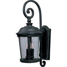 Maxim Dover Vx 3-Light Outdoor Wall Lantern Bronze - 40094Cdbz