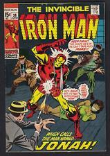 Iron Man #39 VFN-