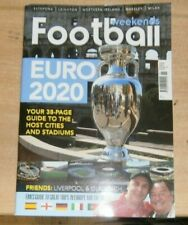 Football Weekends magazine #67 Jun 2021 Euro 2020 Special Host cities & stadiums