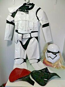 Disney Store 'Stormtrooper'   boys dress up age 7-8 yrs.