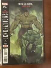 Totally Awesome Hulk: New Generations 1