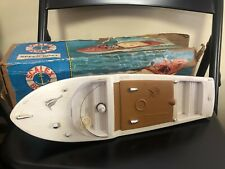 TRIANG SCALEX 415S ELECTRIC SPEED BOAT -- WORKING IN BOX