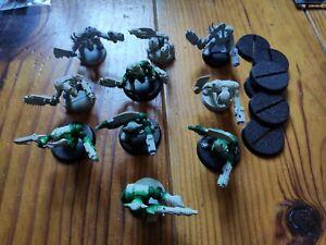 10 Boyz ork Warhammer 40000