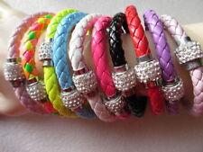 Crystal Bangle Plastic Costume Bracelets