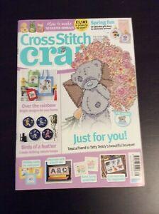 Cross Stitch Crazy Magazine, excellent Condition (April 2020).