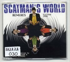 Scatman John Maxi-CD Scatman 's World Remixes - 6-Track Remix CD