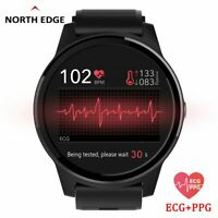North Edge Smart Watch Sport Fitness Activity ECG PPG Blood Pressure Heart Rate