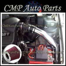 BLACK RED 1999-2005 VW GOLF JETTA 1.8L 2.0L GL/GLS/GTI COLD AIR INTAKE KIT