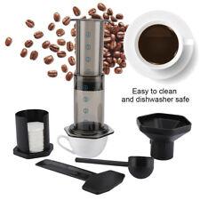 Filter Coffee Espresso Maker French Press Coffee Pot for AeroPress Machine White