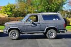 1985 Ford Bronco  4WD Runs Great Antique Classic Project Mechanics Special Eddie Bauer NO RESERVE