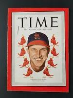 TIME Magazine (Vintage) Sept 5, 1949  Cover: Baseball's Stan Musial  M1846
