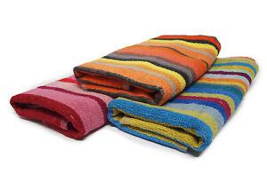 Reisehandtuch Handtuch bunt 40x70 cm 100% Baumwolle Handtücher Baumwolle 0212