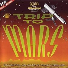 Trip to Mars (1993) Dajae, St. Germain, Moby, Robin S, Trip to Mars Meg.. [2 CD]