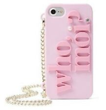 NWT Kate Spade New York Who Moi Miss Piggy Iphone Case 7/8 With Chain