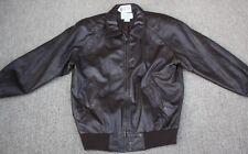 SPIEGEL Men's LETHER Jacket SIZE - M. TAG NO. 412M