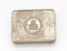 WW2 German Wehrmachtcigarettes tin - Guldenring Zigaretten (Tropen-Packung)