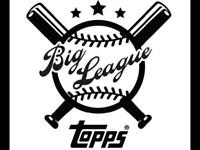 2018 Topps Big League Baseball Blue Parallel Cards Pick From List 201-400