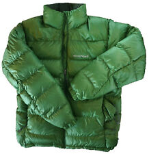 NWT MONTBELL FROST Line Parka Down Jacket Over Stuffed Over