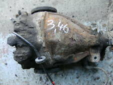 Mercedes W124 Differential Ü- 3,46 mit ABS  Flansch100mm,großes Geheuse! E TE CE