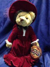 Brass Button Bear Gabrielle 1999 Collection