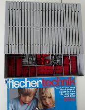 TOP: Fischertechnik SORTIERKASTEN 1000 + Grundplatte gefüllt mit Kasten 1000 V!