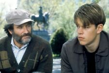 Good Will Hunting Poster Length 800 mm Height: 500 mm SKU: 9109