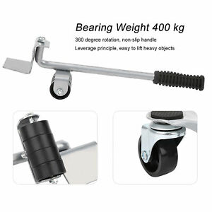Furniture Lifter Moving Tools With Anti‑Offset Position With Non‑Slip Handle
