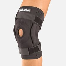 Mueller Sports Medicine Hinged Wraparound Knee Brace Support Large 3333-lg