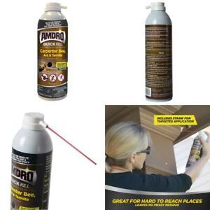 18 Oz. Quick Kill Carpenter Bee Ant, And Termite Killer Foam - No shipping to CA
