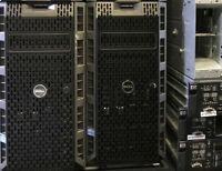 DELL POWEREDGE T620 TOWER SERVER 2x E5-2650 16 CORE 96 RAM 4X 600gb 15K SAS HDD