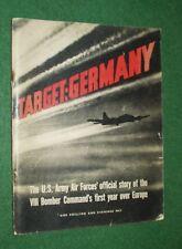 HMSO TARGET: GERMANY BOOKLET