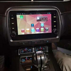For Chevrolet Camaro 2010-2015 Car Radio GPS Navigation Android 10 with carplay