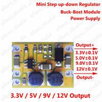 DC-DC 3.3V 5V 9V 12V Step Up Step Down Voltage Converter Mini Boost Buck Module