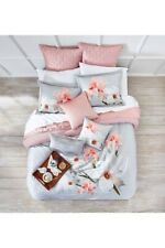 Ted Baker London Chatsworth Bloom King Comforter & Sham 3-Piece Set Nwt