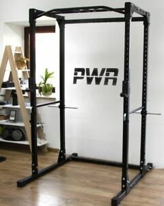 PWR POWER CAGE RACK 195 CM