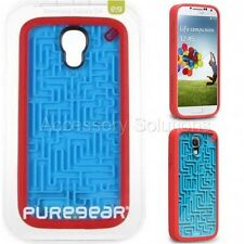 PureGear Samsung Galaxy S4 Retro Game Amazing Case Cover Blue / Red, 60169PG