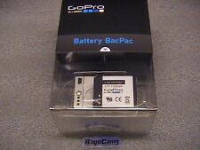 GoPro HD Hero Hero2 Battery BacPac+2 Bonus Chargers ABPAK-001 Bac Pac Extended