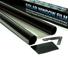 2 x ROLL 3m x 75cm ULTRA LIGHT 70% CAR WINDOW TINT FILM TINTING