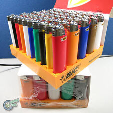 100 BIC J26 MAXI Classic Cigarette Tobacco Cigar Lighter Big Bulk Large