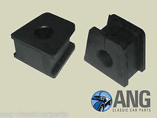 MGB, MGB-GT, MIDGET, SPRITE FRONT ANTI-ROLL BAR MOUNTING BUSHES x 2 AHH6541