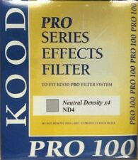 Genuine New Kood Pro100 Cokin Z Fit ND4 Filter 100mm Wide