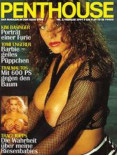 PENTHOUSE 02/1994    ANDI SUE & KIM BASINGER*   Februar/1994