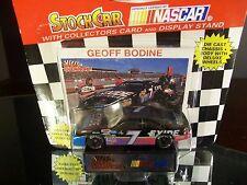 Geoff Bodine #7 Exide Batteries 1994 Ford Thunderbird Hoosier Tires
