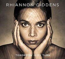 Rhiannon Giddens - Tomorrow Is My Turn (NEW CD)