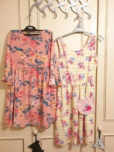 Gorgeous Girls drssses x2 10-13 Years new  *relisted*