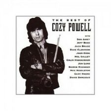COZY POWELL - BEST OF COZY POWELL  CD 16 TRACKS HARD ROCK HITS/COMPILATION  NEW!