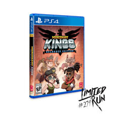 Mercenary Kings Reloaded Edition Limited Run Games #274 PlayStation PS4 Sealed