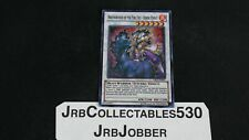 Yu-Gi-Oh! BROTHERHOOD OF THE FIRE FIST HORSE PRINCE CBLZ-EN097 SUPER X1