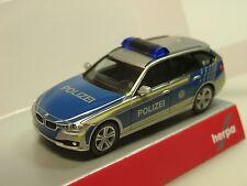 Herpa 092746 H0 PKW BMW 3er Touring Polizei Bayern
