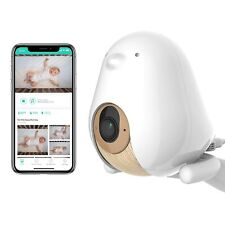 Cubo Ai Plus Smart Baby Monitor: Sleep Safety Alerts for Covered Face, Danger...